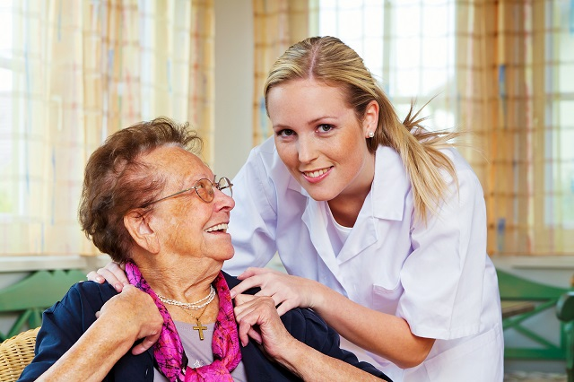 Home Health Care for the Elderly in and near Bonita Springs Florida
