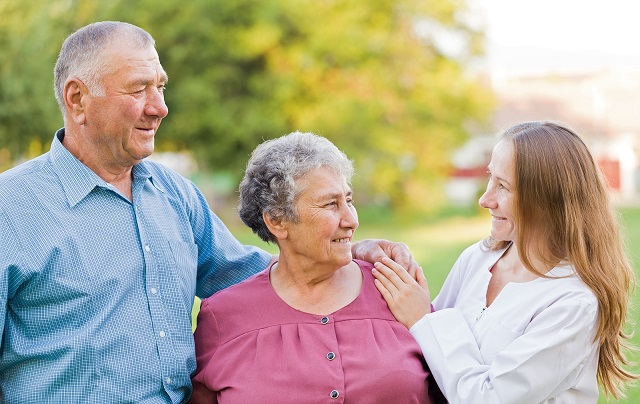 Home Health Care in and near Naples Florida