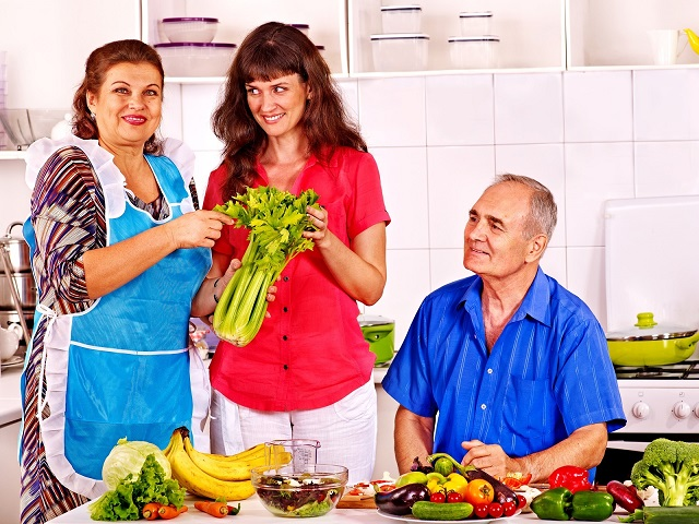 Home Health Care for Nutrition Therapy in and near Naples Florida