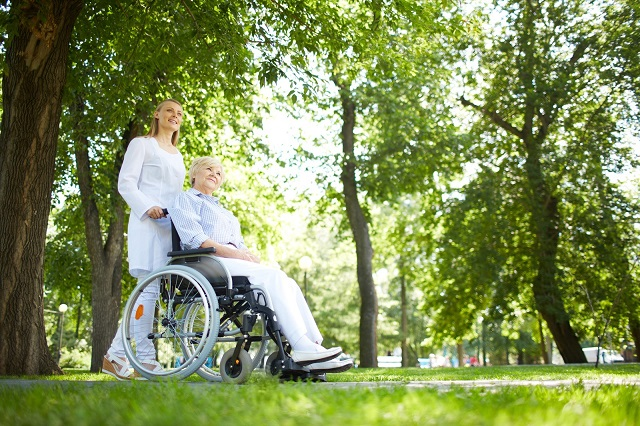 Home Health Care for Paraplegics in and near Naples Florida