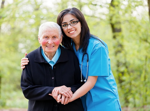 Home Health Care for Seniors in and near North Naples Florida