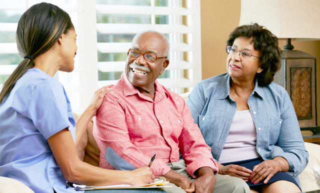 Home Health Care by Better At Home Health Services